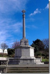 Margate War Memorial (Medium)