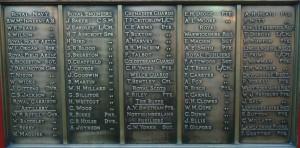 Stoke Memorial