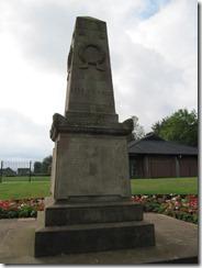 Chesterton Memorial 02